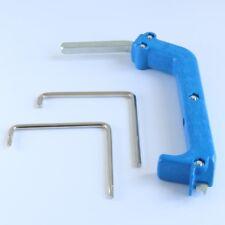 Maco Fenster Montage Schlüssel Set - Einstellschlüssel - Werkzeug