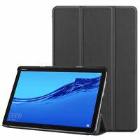 Smart-Cover Huawei Mediapad M5 Lite 10 Housse Étui Protecteur en Forme de Livre