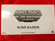 WIND RAIDER Masters of the Universe Classics MOTU Vehicle New in SEALED MAILER