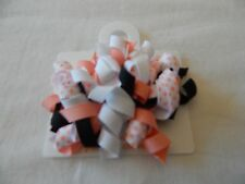NWT GYMBOREE *ANIMAL PARTY* 1 PAIR OF CURLIE BARRETTES
