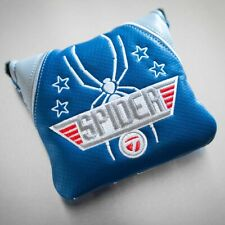 TaylorMade Vault Limited Edition Call Sign Spider Mallet Head Cover U.S. Open
