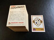 *** Panini Euro Football 76 / 77 Stickers (1977) ***