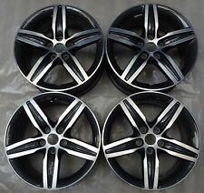 4 Orig BMW Alufelgen Styling 379 7.5Jx17 ET54 6855091 2er F45 F46 FB126