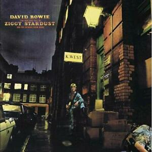 DAVID BOWIE RISE AND FALL OF ZIGGY STARDUST/SPIDER FROM MARS - CD