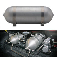 3 Gallon aluminum Seamless air cylinder air tank pneumatic air suspension system