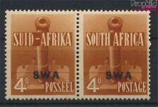 Namibië - Southwest 224a-225a horizontaal Echtpaar postfris MNH 1941  (9233726