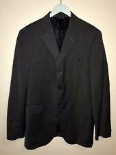 Banana Republic Charcoal Dark Gray Modern Fit 3 Button Suit Jacket EUC Sz 42R #C
