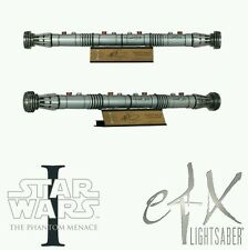 EFX Star Wars Darth Maul Legend Lightsaber Prop Replica Signature Edition