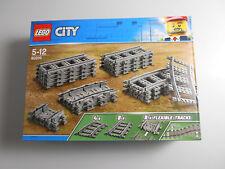 Lego® City Eisenbahn RC Zubehör 1x Schienen Set 60205 Neu und ungeöffnet
