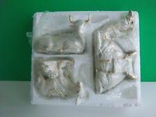 Lenox Classic Nativity Animals Figurine Camel Donkey etc – New-In-Box Christmas