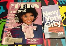 Teen magazine 1982 Model Ingenue ! The Outsiders ! Spielberg 80's Seventeen Ads