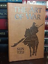 The Art of War by Sun Tzu Brand New Textured Soft Leather Feel Collectible