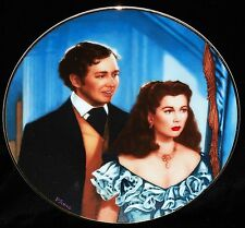 Gone With the Wind ~ The Smitten Suitor ~ 1992 Collector's Plate with COA