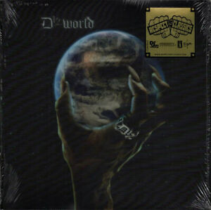 "D12 - D12 WORLD - 2 LP VINYL 3D ""Spinning Globe"" Lenticular Cover ALBUM - Eminem"