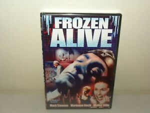 Frozen Alive - DVD - ALL REGIONS - NEW AND SEALED