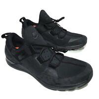 Nike Tech Trainer Men's Training Running Shoes Size 12 Black/ Black AQ4775 003