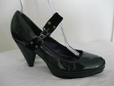 Le Due By Due Farina Patent Leather Woman Shoes Size 11