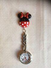Minnie Handmade Nurse / Vet Nurse / Student Fob Watch.