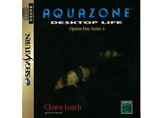 ## SEGA SATURN - Aquazone Option Disc Series 4 Clown L (JAP / JP) - NEUWERTIG ##
