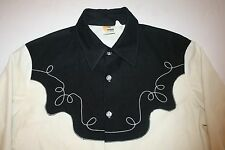 Vtg Paul Howard California  Western Shirt Large HBARC Rockabilly USA Cowboy