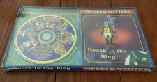 Death in the Ring Murder Mystery (CD, 1999) BRAND NEW! cheatwell games party