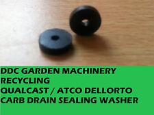 suffolk punch / atco  replacement carburetor float bowl drain seal