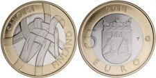 5 € FINLANDE COMMEMORATIVE 2011  KARELIA  N° 6   2011     DISPONIBLE