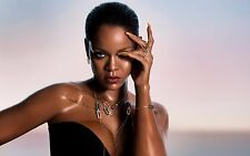 Rihanna Poster Length : 1200 mm Height: 750 mm  SKU: 452