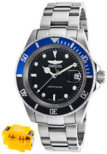 Invicta Men's ILE9937OBASYB Pro Diver Swiss Automatic Limited Edition