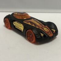 Hot Wheels Black Dodge XP-07 Mystery 1:64 Scale Diecast Toy Car Model Mattel