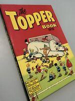 The Topper 1975 Annual Comic Book Full Spine Retro Vtg