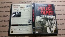 The Police Tapes (DVD, 2006) Alan Raymond, Susan Raymond