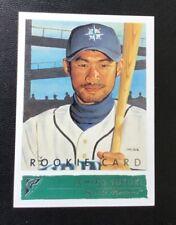 2001 Topps Gallery #151 Ichiro Suzuki Rookie Card RC