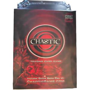 2007 Chaotic Dawn of Underworld Perim Starter Deck + Booster Pack - 1st Edition