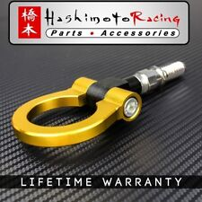 Racing Front Tow Hook Kit MINI COOPER S R50 R52 R53 R55 R56 S Gold