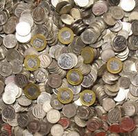 Konvolut - Venezuela - Kiloware - nur Exotische Münzen - 1 KILOGRAMM 1 Kg LOT