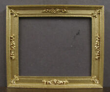 Large Picture Frame ~ Jim Coates ~ Dollhouse Miniature ~ 1:12 scale