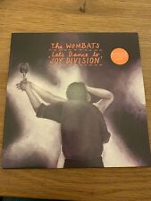 The Wombats Let's Dance to Joy Division Numbered Coloured Vinyl Mint