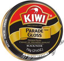 50 Pack - Kiwi Black Large Parade Gloss 2.5oz. Premium Shoe Polish