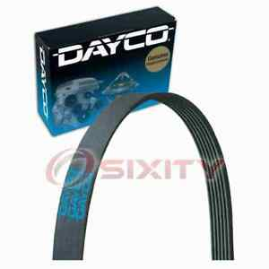 Dayco Main Drive Serpentine Belt for 2003-2006 Lincoln LS 3.9L V8 Accessory wa