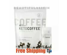 It Works! Keto Coffee BRAND NEW Sealed bag 15x packets Carb Management MCT Oil