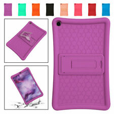 """For Samsung Galaxy Tab A 8.0"""" 8.4"""" 10.1"""" 10.4"""" Tablet Silicone Stand Case Cover"""
