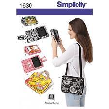 Simplicidad patrón de costura Cubierta Para E-book lectores llevar Funda Para Ipad 1630