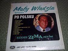 Vtg.Vinyl LP Record Album,Polish, Li'L Wally(Maly Wladziu) JayJay Hi-Fi 1099 (B)