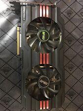 ASUS AMD HD7970 DIRECTCU II 2 Radeon 3GB GDDR5 Mining GPU Ethereum