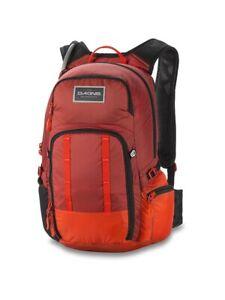 Dakine Amp 18L Bike Backpack w/ 3L Hydration Reservoir Red Rock / Blaze New