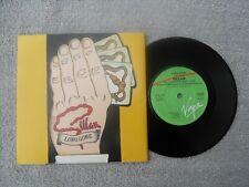 "GILLAN LONG GONE VIRGIN RECORDS UK 7"" VINYL SINGLE in PICTURE GATEFOLD SLEEVE"