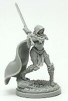 Pinup Order Knight Model for Kingdom Death Game Resin Figure Recast 30 mm