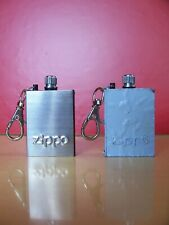 Vintage Zippo Lighters Permanent Match - Rare - New Old Stock.
