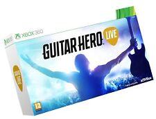 Guitar Hero Live avec Contrôleur de guitare (Xbox 360) Xbox 360 Standard